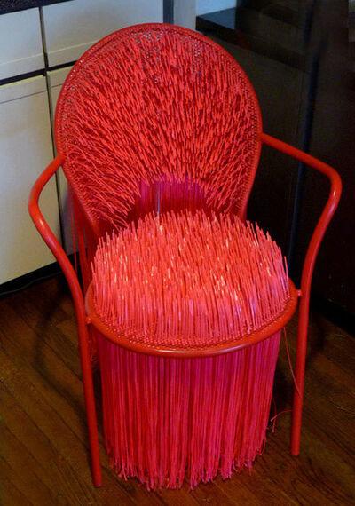 Joel D'Orazio, 'Cicciolina Chair (1101)'