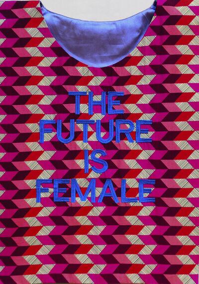 Ana de Orbegoso, 'THE FUTURE IS FEMALE', 2020
