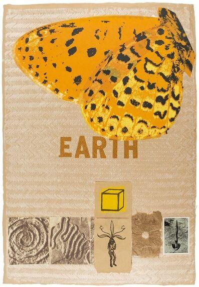 Joe Tilson, 'Alcheringa 4 - Earth', 1971