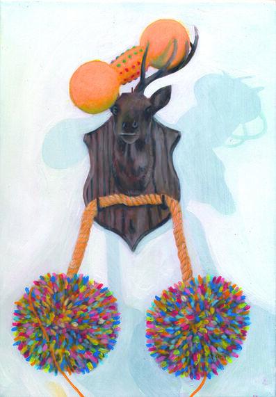 Thierry Lagalla, 'RR, la combina de la pintura (the combine painting)', 2009