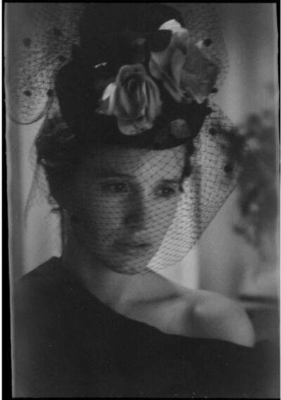 Robert Farber, 'Vicky - Hat', 1989