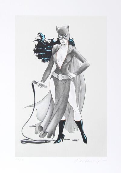 Mel Ramos, 'Cat Woman #2', 2012