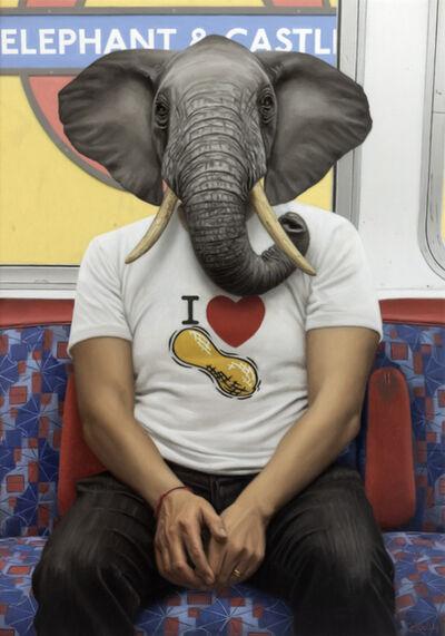 Matthew Grabelsky, 'Elephant & Castle', 2019