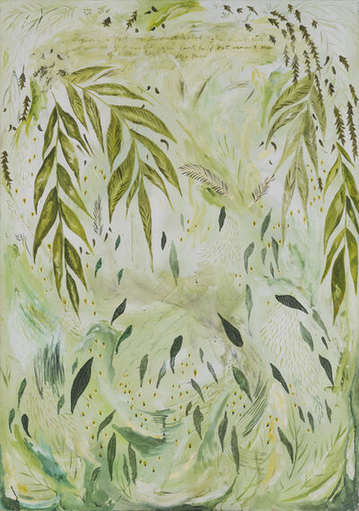 Michaela Yearwood Dan, 'You look Good in Green', 2019