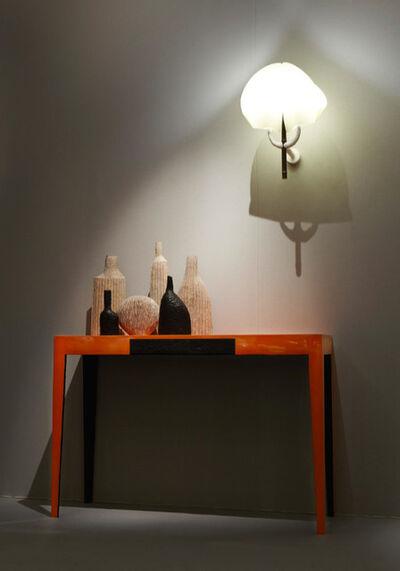 """Fabien Petiot, '""""Pli"""", wall lamp', 2017"""
