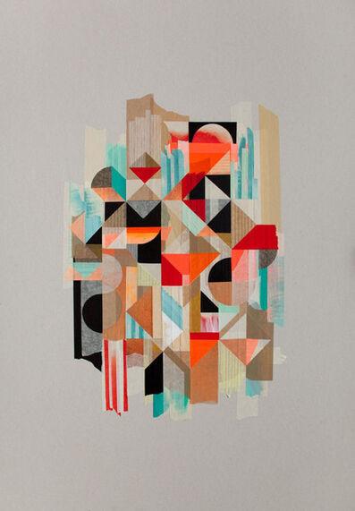 Anna Taratiel (OVNI), 'Grids and Circles II', 2013