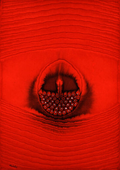 Sohan Qadri, 'Asha III', 2005