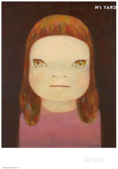 Yoshitomo Nara, 'Midnight Truth', 2010-2020