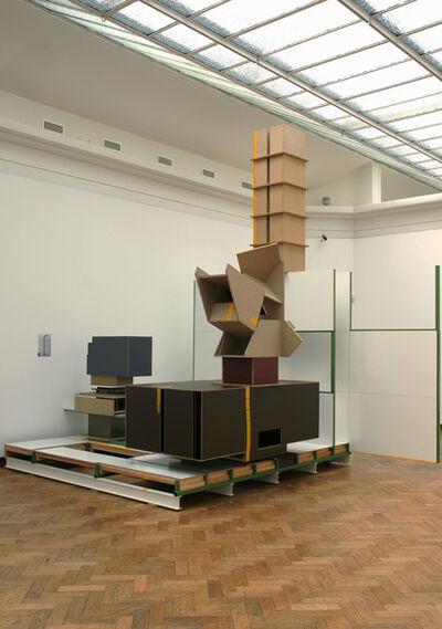 Jan De Cock, 'Palais des Beaux Arts, 2009, REPROMOTION, Monument #12', 2009