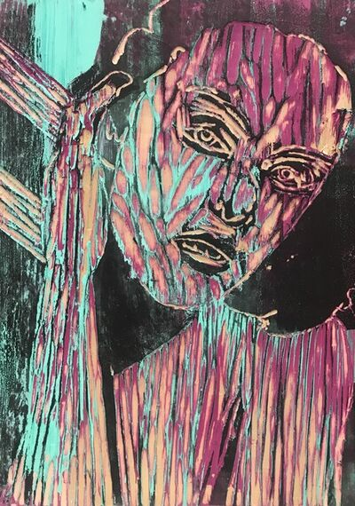 Katya Zvereva, 'Violet', 2019