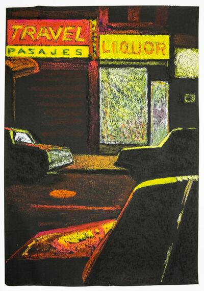 Jane Dickson, 'Pasajes', 1982