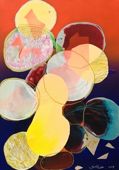 Ying, Jingjing, 'Blobs No. 9', 2019