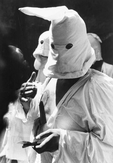 Mimmo Jodice, 'Feste popolari in Campania', 1974