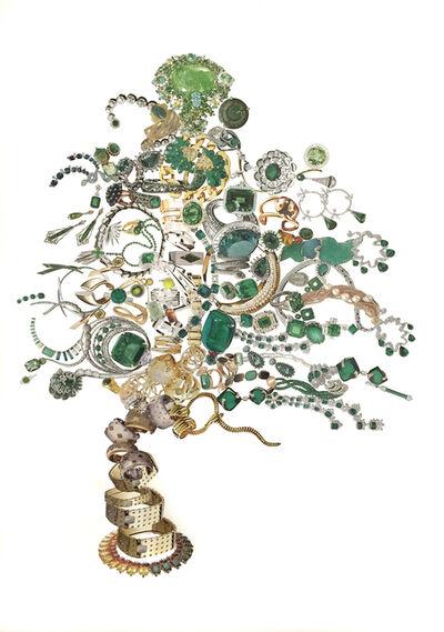 Leila Cartier, 'Green', 2017
