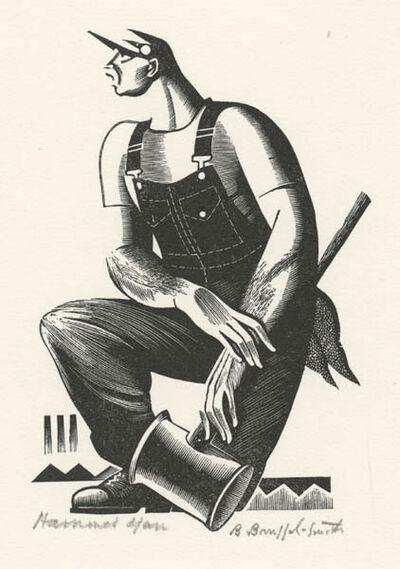 Bernard Brussel-Smith, 'Hammer Man'