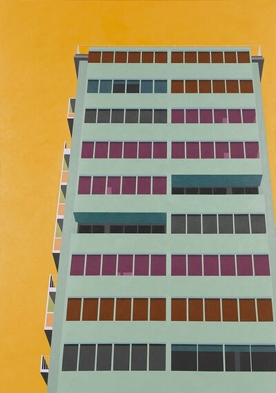 Joanna Lamb, 'High Rise 7', 2009