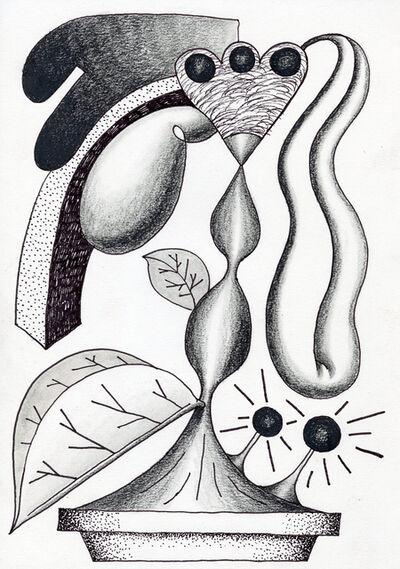 Ben Sanders, 'Fungus Flower', 2017