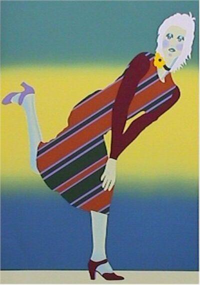 Kiki Kogelnik, 'Heiress', ca. 1980