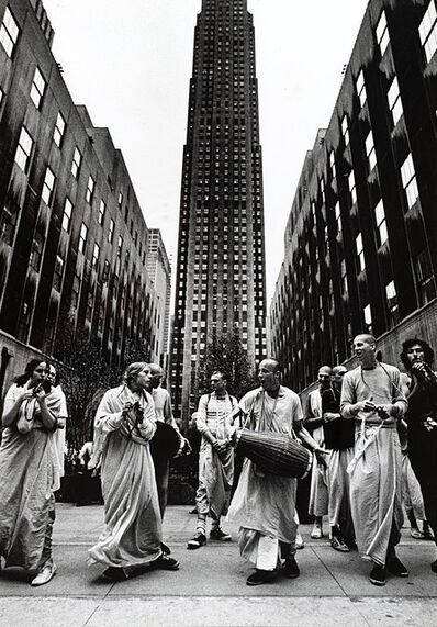 Renzo Muratori, 'New York, Fifth Avenue', 1973