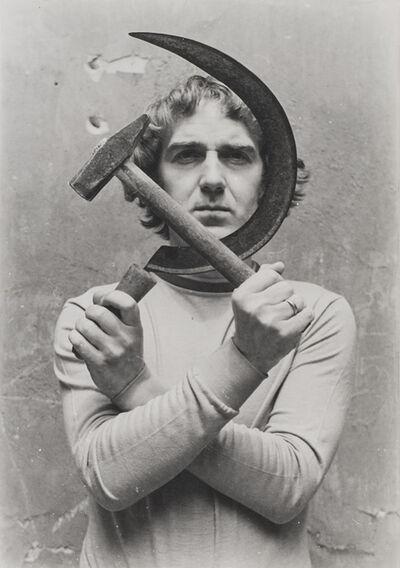 Sándor Pinczehelyi, 'Sickle and Hammer', 1973