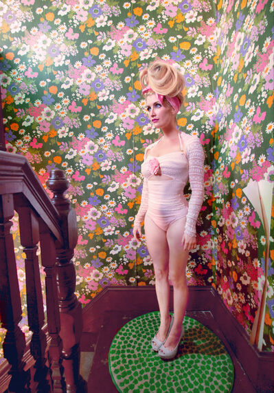 Laura Lee Flanagan, 'Wallpaper Doll', 2017