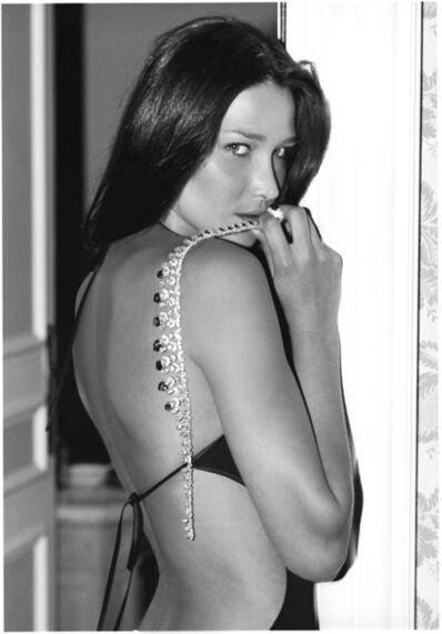 Jean-Daniel Lorieux, 'Carla Bruni, Chopard, Film Festival de Cannes', 1991