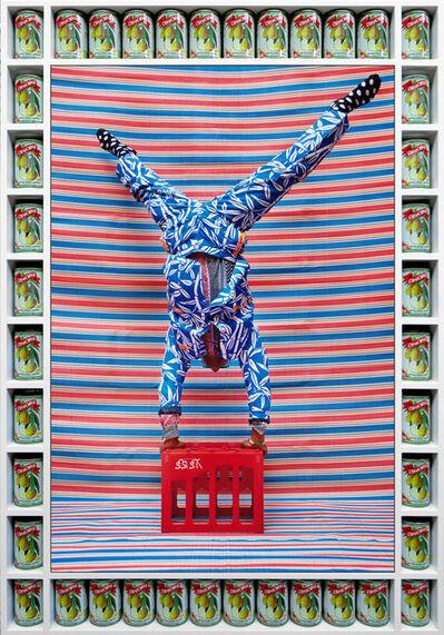 Hassan Hajjaj, 'Acrobat', 2012/1433 (Gregorian/Hijri)