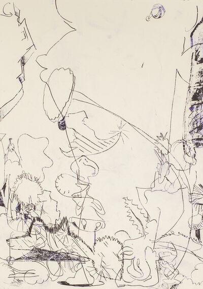 Antwan Horfee, 'Blind navigation 10', 2017