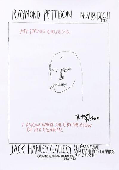 Raymond Pettibon, 'Jack Hanley Gallery Exhibition', 1993