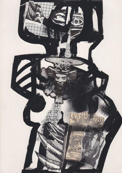 Guillermo Deisler, 'América India', 1982