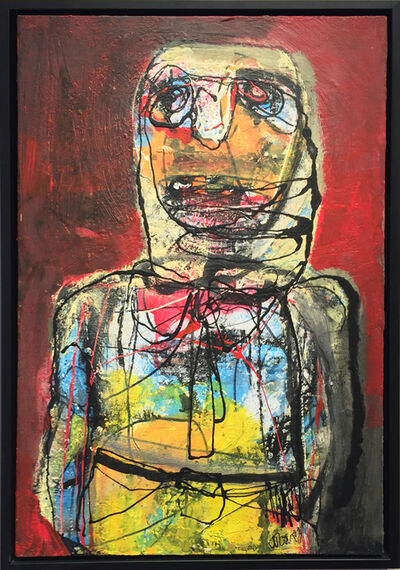 John Barker, 'Jennifer', 2015