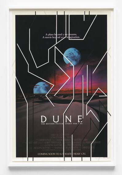 Sarah Morris, 'Dune', 2017