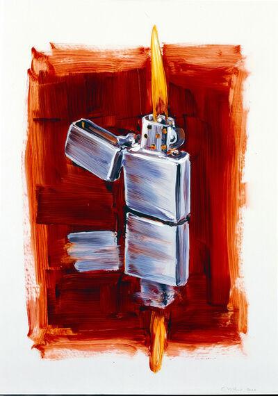 Cornelius Völker, 'Lighter', 2010