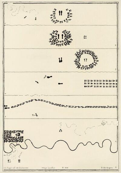 Warja Lavater, 'Pictogram 9', 1976