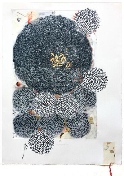 Karin Bruckner, 'ChrysanthemumFuzz', 2017