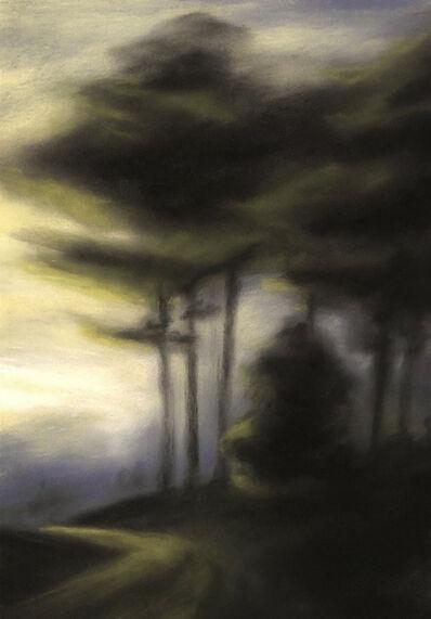 Mallory Lake, 'Tall Pines', 1995