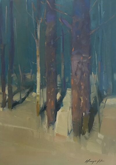 Vahe Yeremyan, 'Moon Trees', 2019