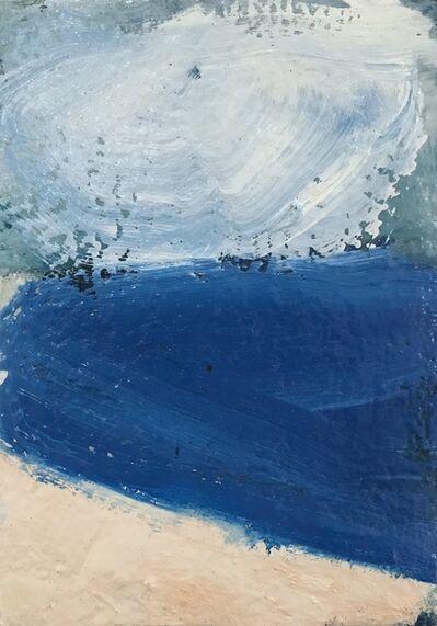 Kathryn Lynch, 'Cloud on Beach', 2016