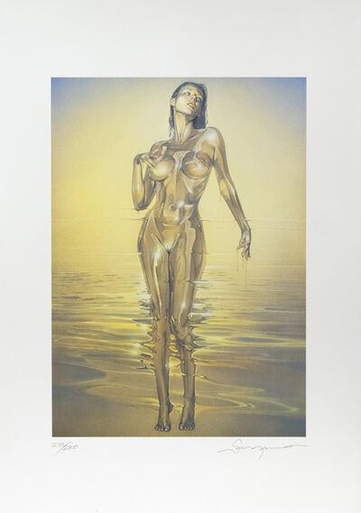 Hajime Sorayama, 'Naga', 1997