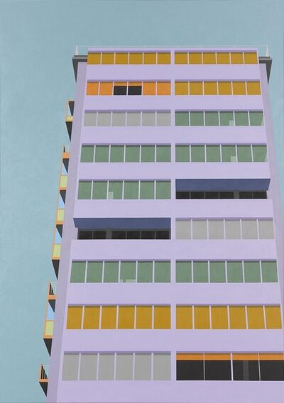 Joanna Lamb, 'High Rise 1', 2009