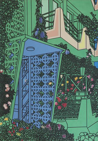 Patrick Caulfield, 'Entrance', 1975
