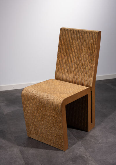 Frank Gehry, 'Easy Edges Side Chair', 1970-1972