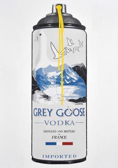 Campbell La Pun, 'Grey Goose', 2019