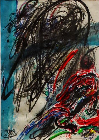 Franz Ringel, 'Fieberkopf  5', 2006