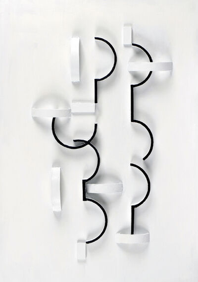 Georges Folmer, 'Tableau-relief', 1964
