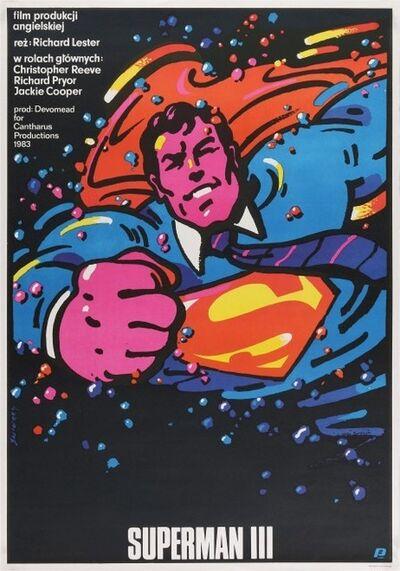 Waldemar Swierzy, 'Superman III', 1983
