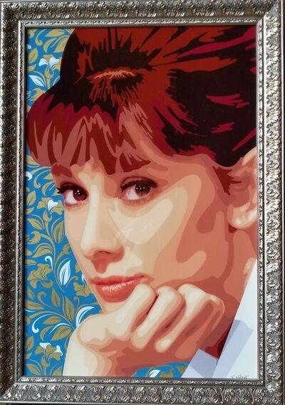 Elisabetta Fantone, 'Framed Audrey '
