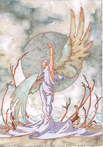 Randall Good, 'The Angel Jehaniver and the Triumph of Winter'