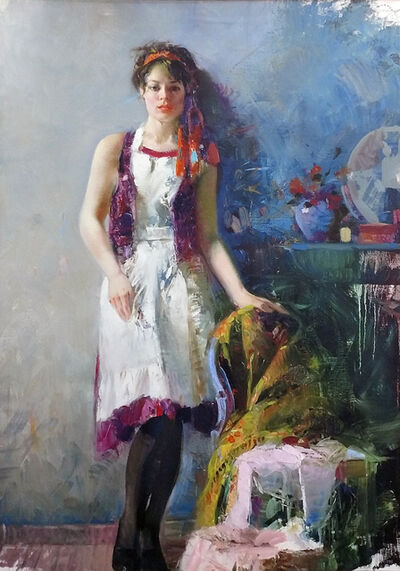 Pino Daeni, 'MIXED EMOTIONS', 2006