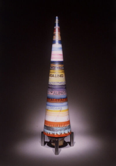 Liliane Lijn, 'Revealing', 2001